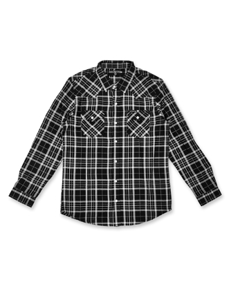 Picture of Long Sleeve Polo Woven