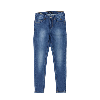 Picture of Medium Enzyme High waist Ankle Skinny