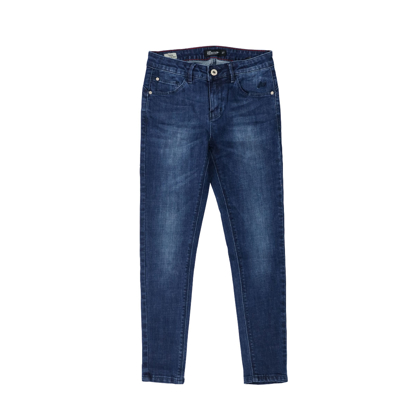 Picture of Dark Enzyme Ankle Skinny Mid waist