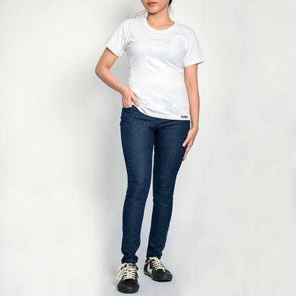 Picture of Garment wash - 1 Process High Waist Regular Skinny